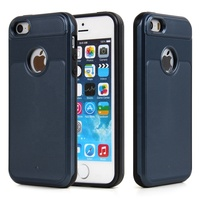 TPU PC 2 in 1 phone case shockproof mobile phone case for iphone 5s
