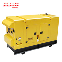 80kw/100KVA renewable energy diesel generator with brushless alternator power plant