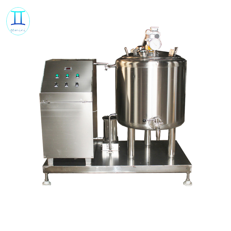 Stainless Steel Mini Milk Pasteurizer Machine/Juice Pasteurizer/Milk Sterilizer for ice cream