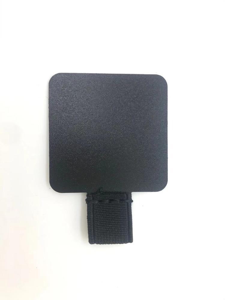 pen holder with elastic loop