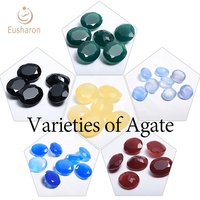 GS999 Factory Price Natural Gemstones Mixed Loose Gemstones Wholesale For Jewelry Making