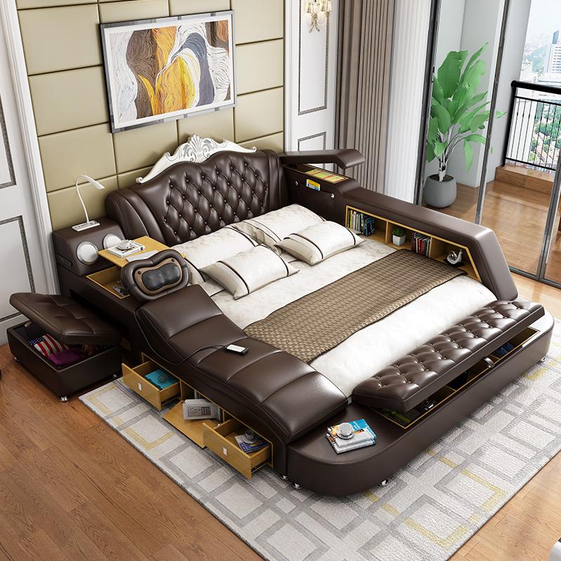 الصين تصنيع الخيزران البحرية الخشب الرقائقي أثاث غرفة نوم ، غرفة نوم الداخلية الديكور في الصين