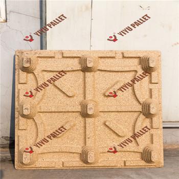 Export Eco-friendly Waterproof Compressed Wood Pallet ...
