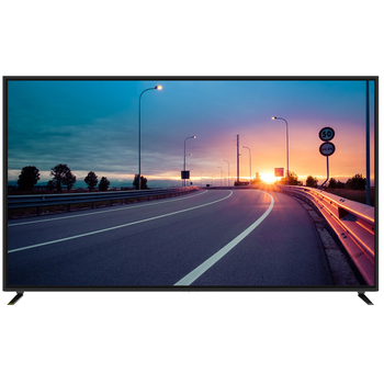 "China LCD TV OEM Factory Wholesale Flat Screen TV 70"" 75"" 80"" 85"" 90"" 95"" 100"" 110"" inch 4K Smart LED TV"
