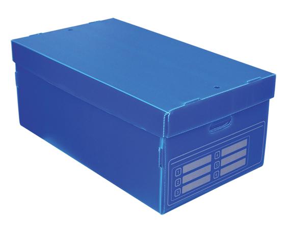 Pp Corrugated Plastic BoxPp Hollow Plastic Box corrugated plastic box