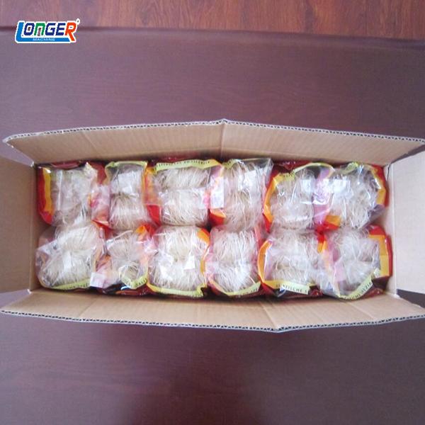 NON-GMO Chinese Longkou Bean Rice Vermicelli Glass Noodles HAI CHI JIA Sichuan suanlafen longkou vermicelli