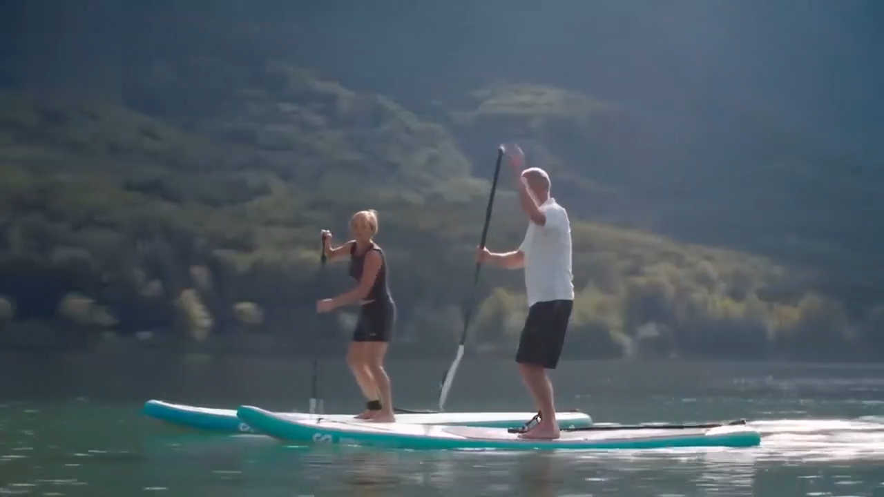 Hot Sale Sup Boards Inflatable Double ISUP Inflatable Stand Up Paddle Boards