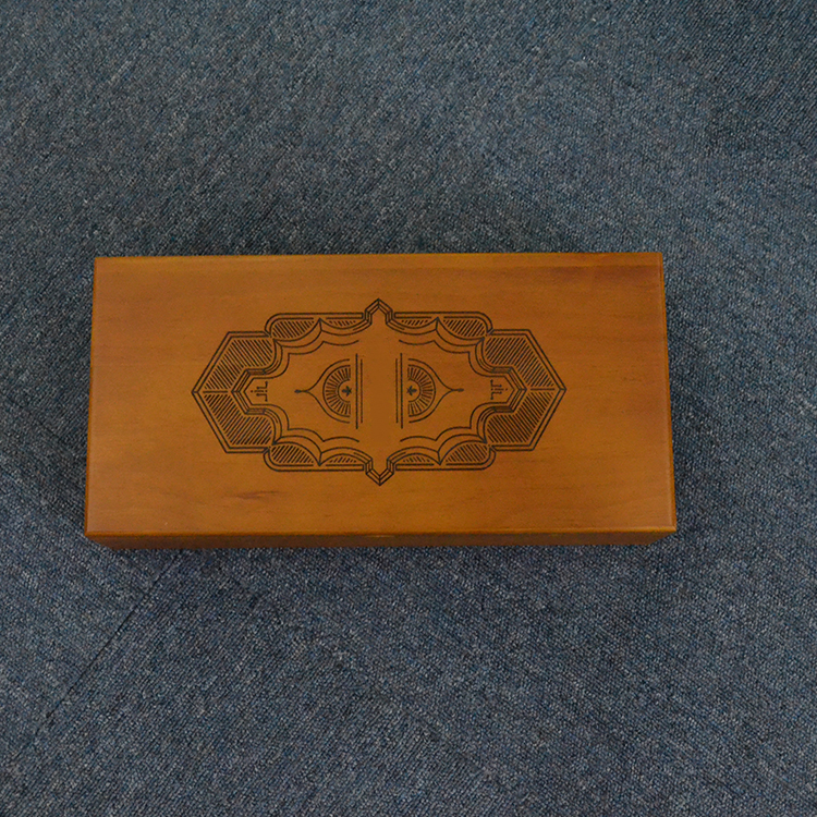Storage Red Wine Wooden Box