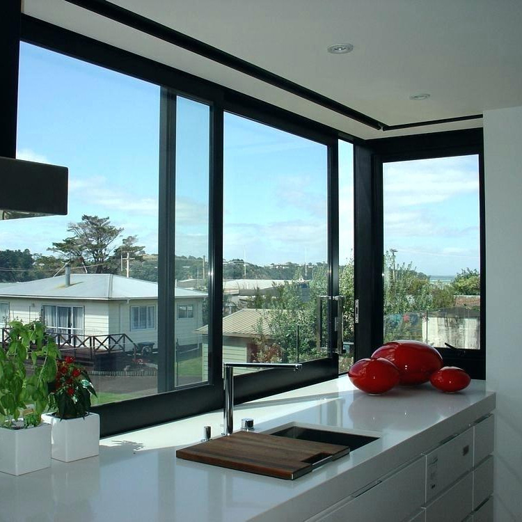 Customized Residential Series Aluminum Frame AS2047 Certification sliding window