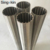 304 316 stainless steel wedge filter elements strip sieving mesh johnson screen pipe tube