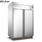 Binliac 2 Door Refrigerator Freezer Hotel restaurant commercial equipment