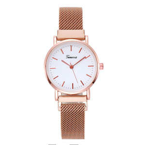 The new popular Korean fashion women's watch of 2019: Simple tremolo, the same Star Sky Iron Absorbing Watch Student Watch