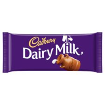 CADBURY leche de CHOCOLATE 110