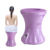 2020 new arrivals Upgraded Herbs Steam Infiltration Seat Lavender Color Yoni Tub Vaginal Yoni Steam Seat