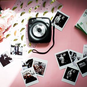 Fujilm Instax square film 10 sheets of per pack for Fujifilm instax square SQ6 SQ10 SQ20 camera