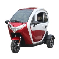 2019 Factory Price 3 Wheel Electric Car / Moped Car / electric trike