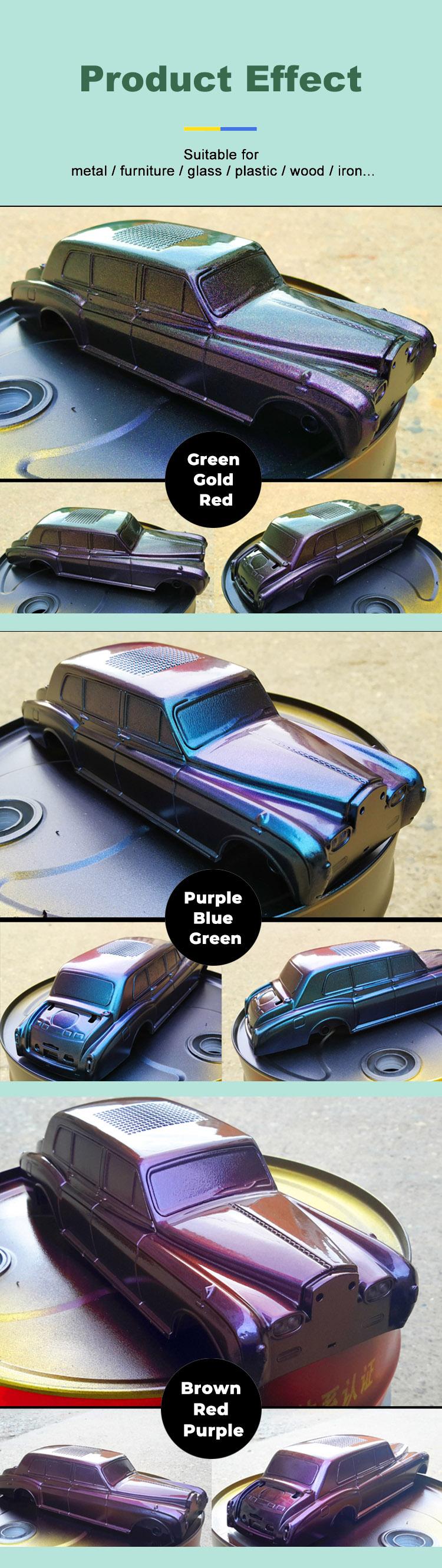 Aeropak 400ml Removable Chameleon Rubber Spray Paint