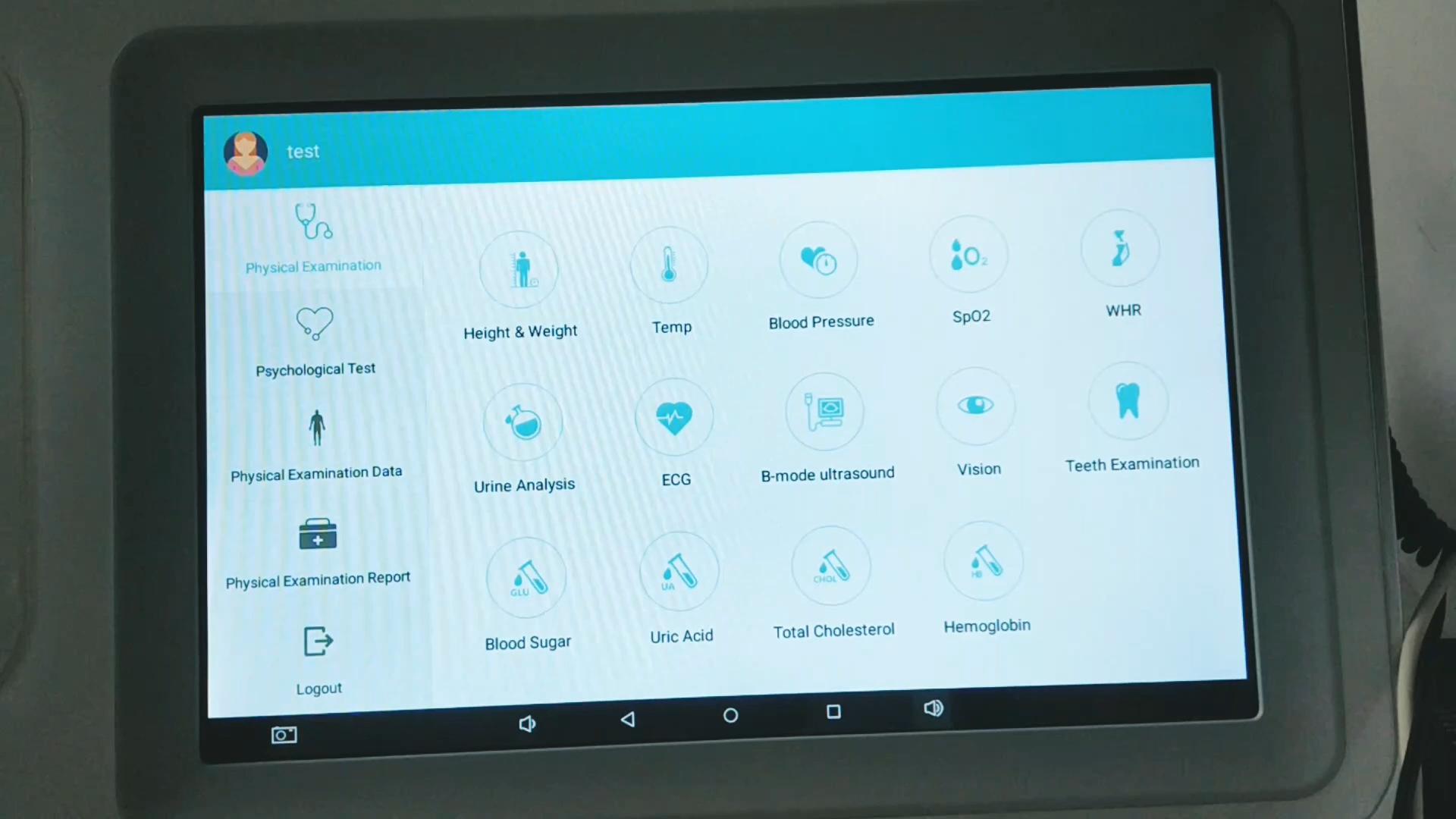 Цифровой монитор артериального давления Omron патологический анализ оборудования быстрый тест портативный ЭКГ машина Bluetooth