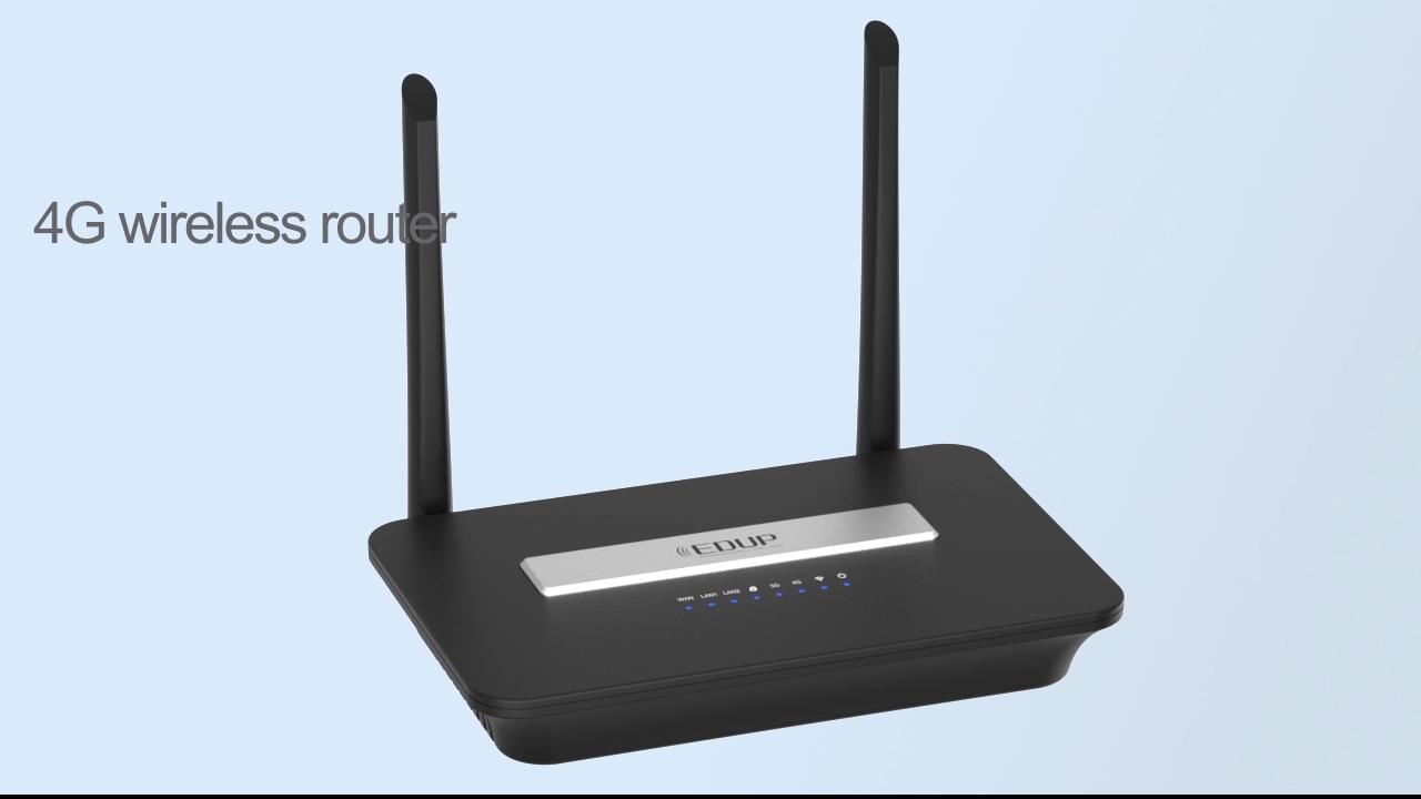 300Mbps MT7628NN IEEE802.11b/g/n 4G Wi-Fi LTE Router With SIM Card Slot