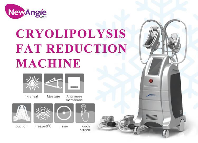 Cryolipolysis machine body shaping criolipolise anvisa kryolipolyse device