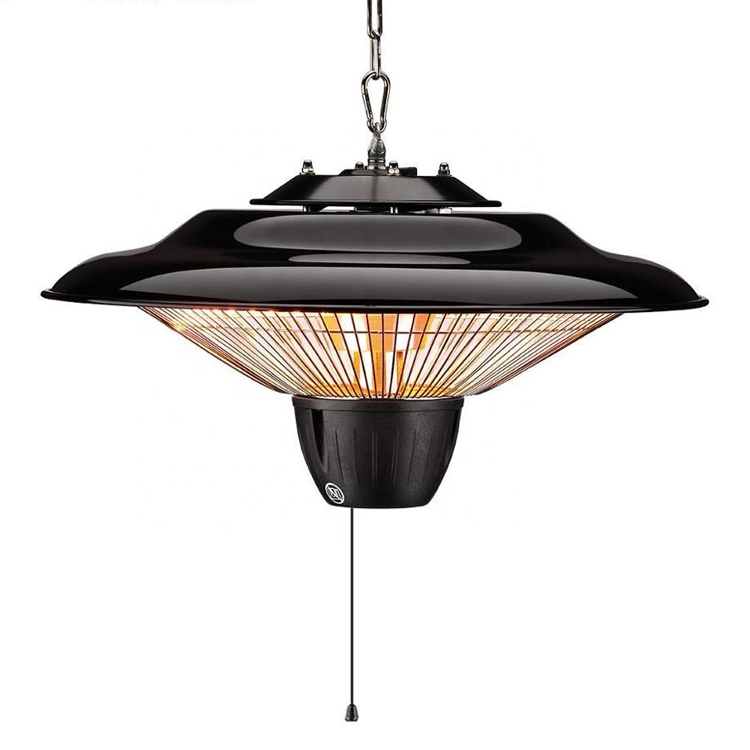 China manufacturer simple design quality safe outdoor electric hanging ceiling <strong>heater</strong>