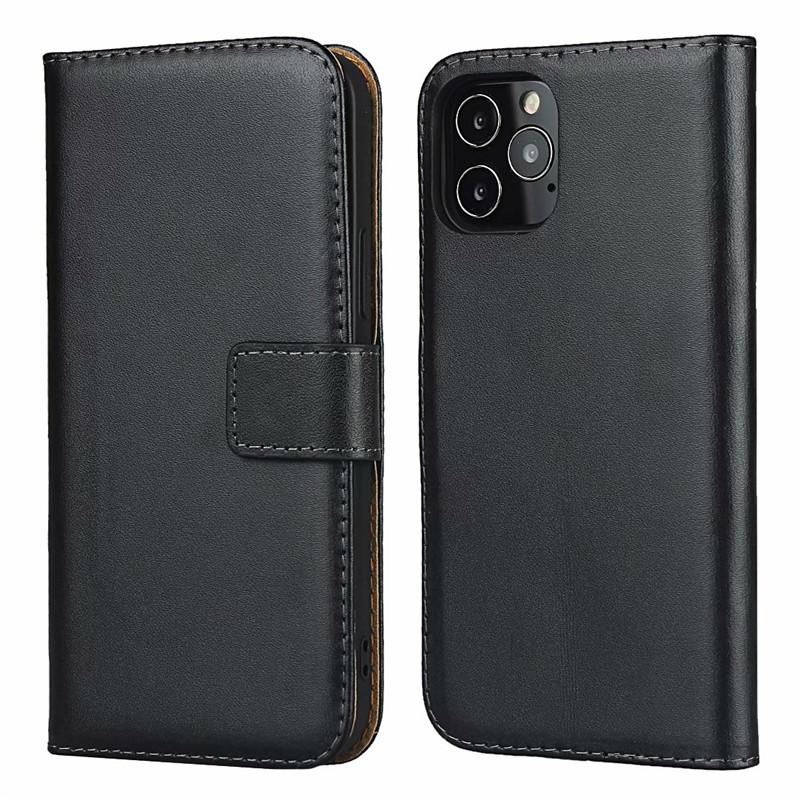Retro Telefon Fall für iPhone SE 2020 11 Pro Max X XR XS 6 6S 7 8 plus Flip stehen Magnetischen weichen TPU PU Leder Brieftasche Fall