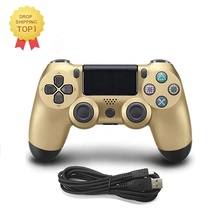 Hot Verkoper Wired <span class=keywords><strong>Usb</strong></span> Gamepad <span class=keywords><strong>Controller</strong></span> PS4 <span class=keywords><strong>Game</strong></span> <span class=keywords><strong>Joystick</strong></span> Voor Playstation4 Console Vibration Joypad Met Kabel