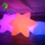 Colorful Led Light Inflatable Star Ball For Event Stage Inflatable