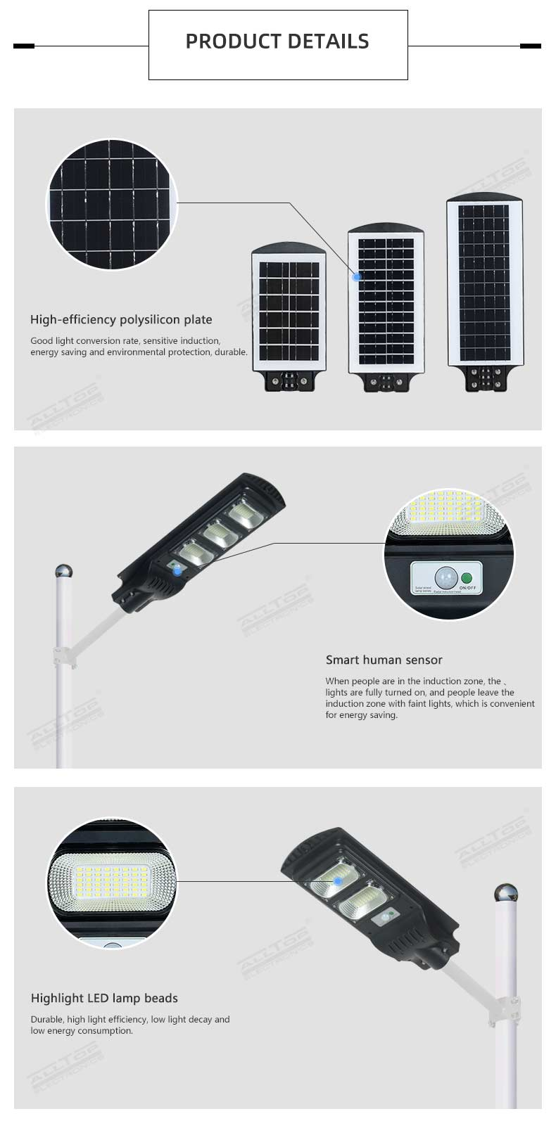 high-quality luminous solar street light high-end manufacturer-13