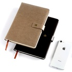 a5 pu leather cover handmade executive diary planner