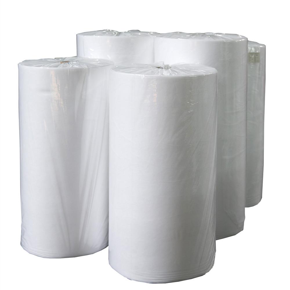 Spunlace Non Woven Nonwoven Fabric 40gsm