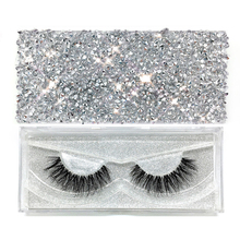 Diamant Paket Private Label 100% Nerz Lahes 3d Nerz Wimpern