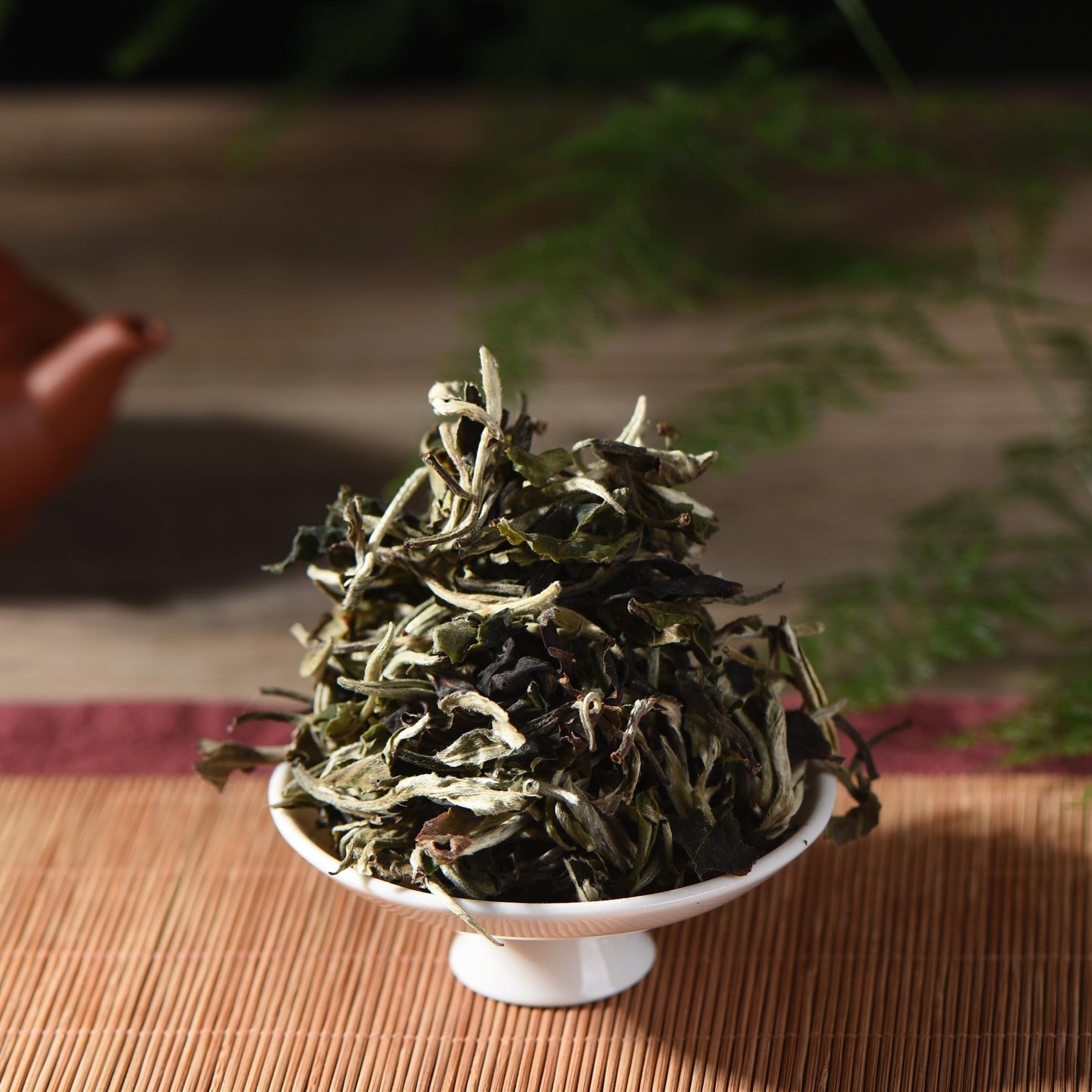 Wholesale the organic yunnan loose leaf white tea ECCERT certificate - 4uTea   4uTea.com