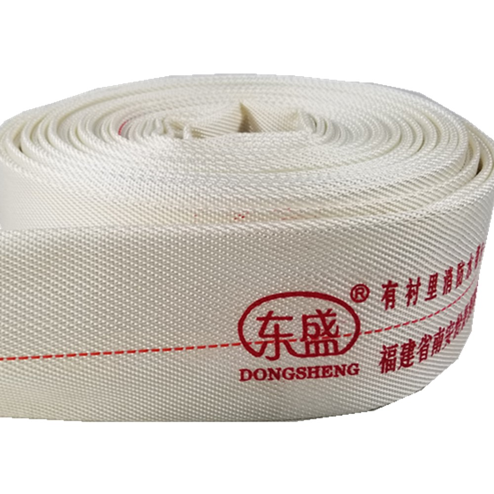 8 Bar 2.5 Inch 30 m High Pressure PVC/Rubber Hose Pipe For Fire Fighting Or Agricultural Irrigation
