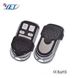 Shenzhen factory HT6P20B RF remote control 433mhz YET045
