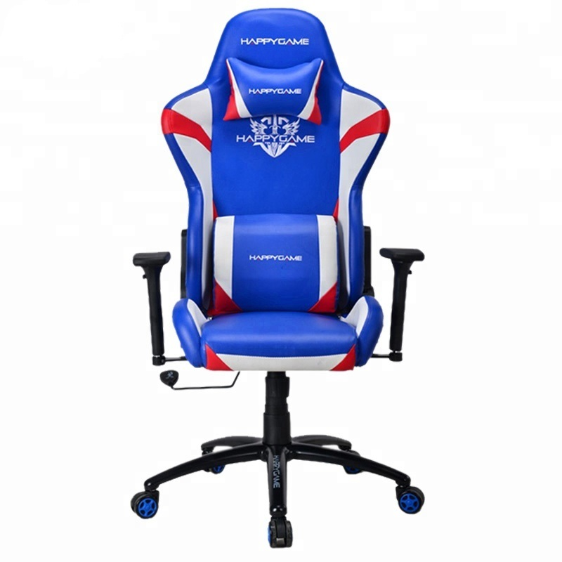 HAPPYGAME Großhandel beheizten büro gamer stuhl swivel computer gaming racing stuhl