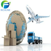 Fast and cheap air freight Door To Door air cargo services transporte China To Europe
