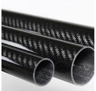 High strength custom 6mm 8mm 12mm 20mm 25mm carbon fibre awning poles carbon fiber tubes