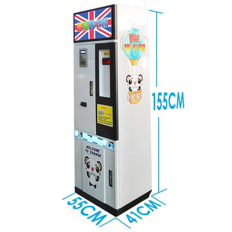 Best Price Of 24h Atm Card Vending And Recharge Machine ...