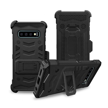 Best buy 3 in 1 phone case accessories for Samsung S10 plus