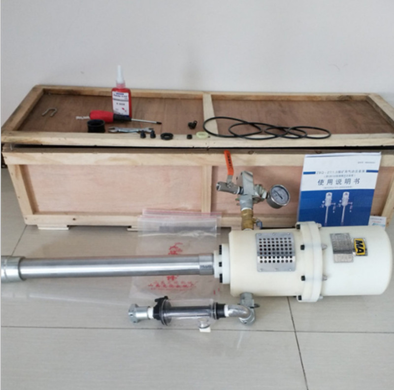 QB152 model cement grouting injection pump for construction project