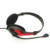 promotional PC headphone Classic Style On Ear Wired Headset with Microphone Low Price Cheap Headphone with Mic for Phone