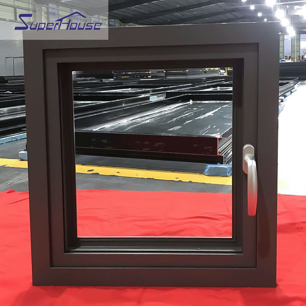 China factory aluminum casement window drawing used aluminum casement windows