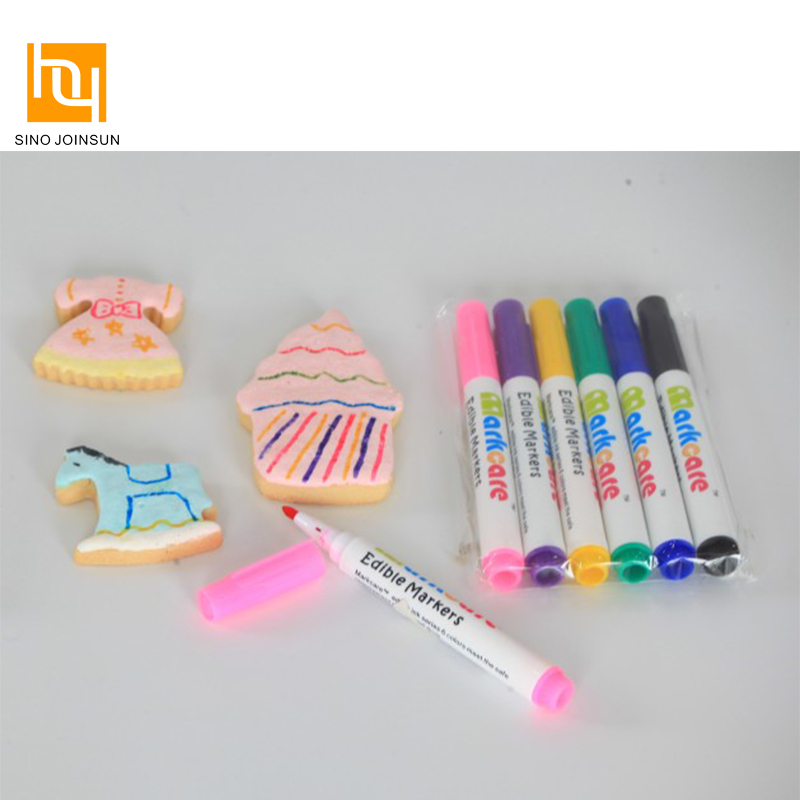 food grade edible pen with different <strong>color</strong> in cheap price