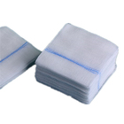 Medical disposable sterile gauze pad