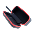 600D+EVA+Jersey Material and 8 x 3.1 x 3.4 inches Size Hardshell Case for JBL Flip 3 or JBL Flip 4 Bluetooth Speaker Case