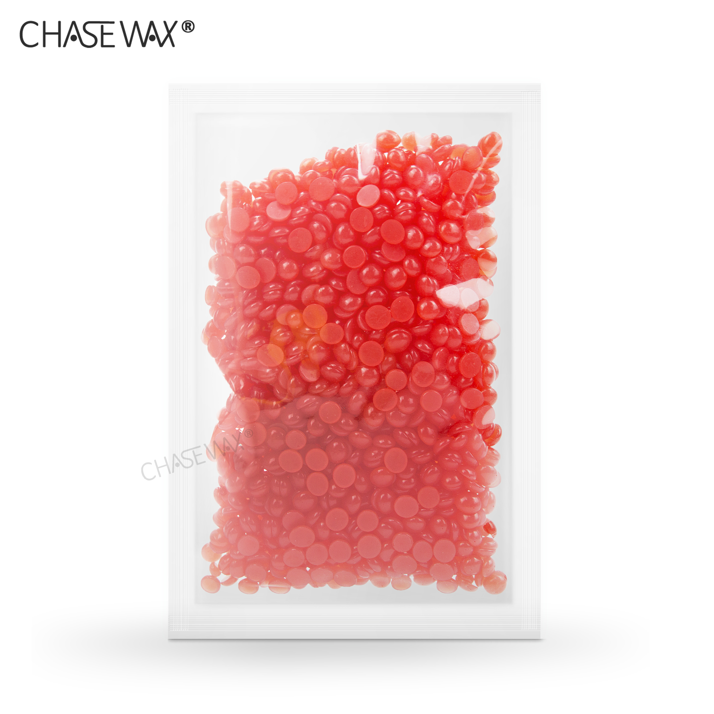 Gentle 100g <strong>Strawberry</strong> Hard Wax Hot Wax Beans Depilatory Wax Beads For Whole Body Hair Removal