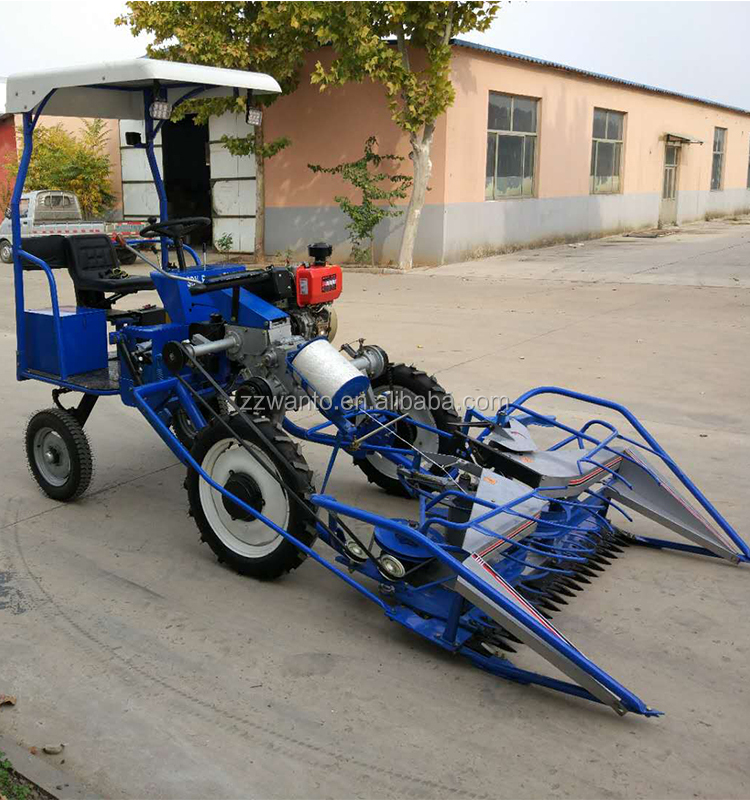 Bcs Reaper Binder Wheat Cutting Machines With Factory