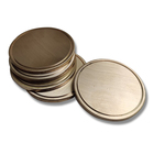 Coins Design Coin 100% Custom Made Brass Coin 40*3mm Blank Coins With Customized Antique Finish Print/Laser Logo Design Brass/Copper Metal Coin