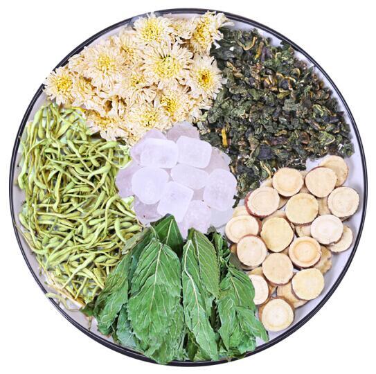Popular herbal tea chinese classics drink Honeysuckle Fruit Tea - 4uTea | 4uTea.com